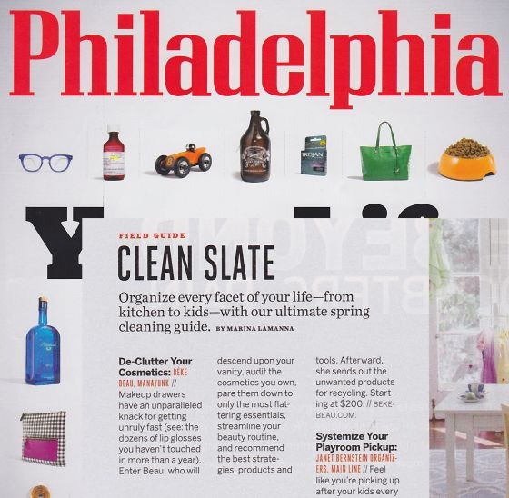 Philadelphia Magazine, April 2015
