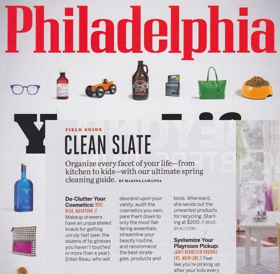 Philadelphia Magazine, April 2015